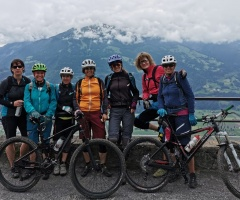 MTB-Frauen-Weekend